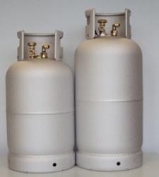 Damptank - LPG