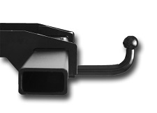 Trekhaken en chassisverlenging